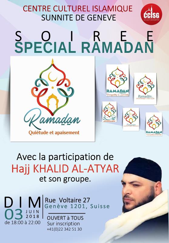 Soirée spécial Ramadan
