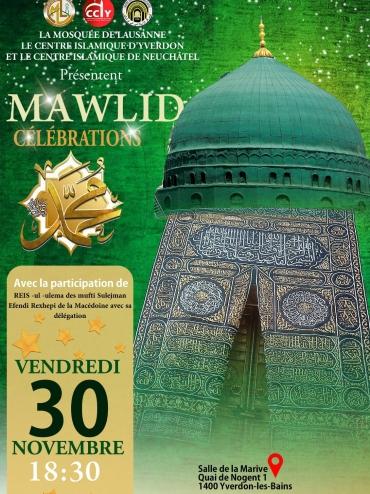 Celebration du Mawlid