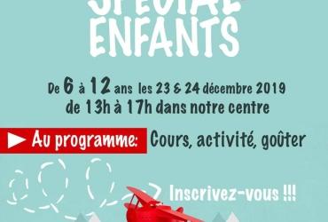 Session pour enfants – 23&24 décembre